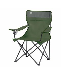 Chaise pliante Coleman standard quad vert