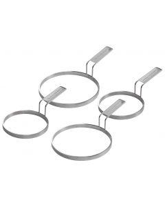 Plaque de cuisson Outdoorchef Set de cuisine 4 pièces
