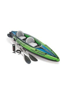 INTEX™ Canoë gonflable - Challenger K2 Kayak