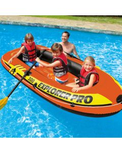 Intex bateau gonflable - Explorer Pro 300 set