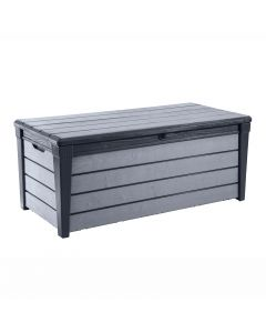 Coffre pour coussins Keter Brushwood Anthracite