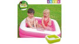INTEX™ Piscine de bébé - Play Box Pool