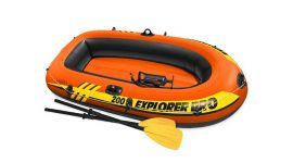 INTEX™ Set Bateau gonflable Explorer Pro200