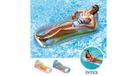 Intex Matelas gonflable - King Kool Lounge