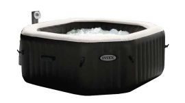 PureSpa Intex Jet & Bubble deluxe 4-personnes