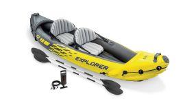 Kayak Gonflable Intex - Explorer K2 Set