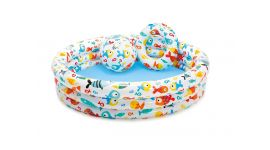 Piscine pour enfant INTEX™ - Fishbowl pool set