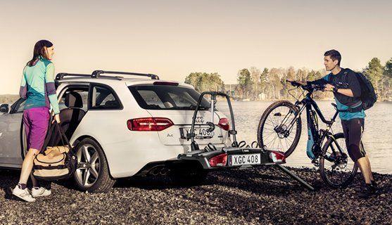 Porte-vélo vélo électrique
