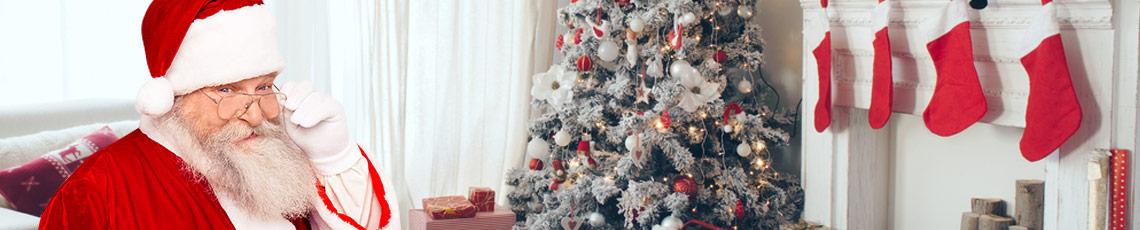 Kerstshop